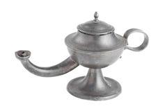Арабський светильник масла, светильник Aladdin,   Стоковые Фото