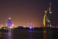 Араб al Burj Стоковое фото RF