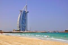 Араб Al Burj Стоковая Фотография