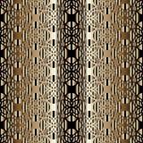 Аравийская безшовная картина Стоковые Фотографии RF