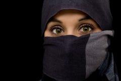 аравийская женщина Стоковые Фотографии RF