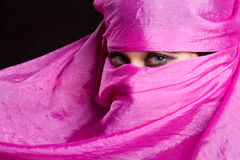 аравийская женщина Стоковое Фото