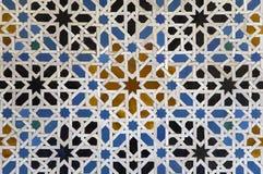 Аравийская мозаика Стоковые Фото