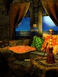 аравийская ноча Стоковые Фото