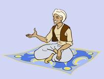 аравийская сказка Стоковая Фотография