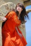 аравийская девушка Стоковые Изображения