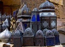 Аравийские фонарики Стоковое Изображение