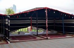 Аравийские шатры Стоковые Изображения