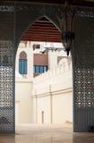 аравийский вход Стоковые Изображения RF