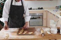 Аранжировать печенья стоковое изображение