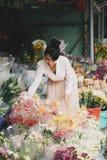 аранжировать цветки стоковые фотографии rf