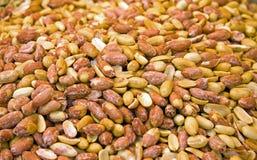 арахисы вороха Стоковая Фотография RF