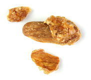 Арахисы сахара с сломленной раковиной Стоковые Фотографии RF