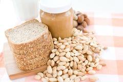 арахис масла Стоковые Изображения RF