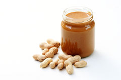 арахис масла Стоковая Фотография RF