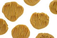 арахис печений масла Стоковые Изображения