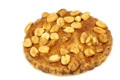 арахис печенья Стоковая Фотография RF