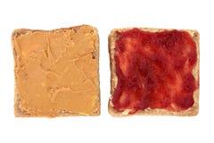 арахис студня масла Стоковое Изображение RF