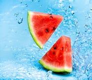 арбуз воды Стоковые Фотографии RF