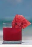арбуз питья Стоковое Фото