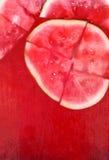 арбуз питья Стоковые Изображения RF