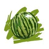 арбуз Стоковое Изображение