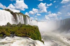 Аргентина падает iguazu Стоковые Фото