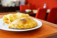 Аргентинские empanadas Стоковое Изображение