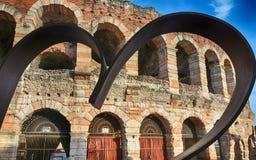 Арена, Верона, Италия Стоковая Фотография RF