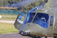 Арена вертолета Стоковая Фотография RF