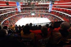 Арена глобуса Ericsson Стоковое фото RF