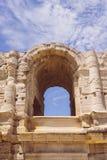 Арена и римский амфитеатр, Arles, Провансаль, Франция стоковые фотографии rf