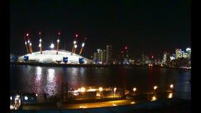02 арена Лондон Стоковое фото RF