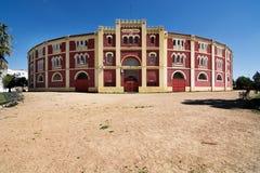 Арена Мериды в Испании, вид спереди Стоковая Фотография