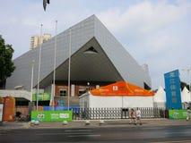 Арена Олимпийских Игр молодости Стоковое Изображение