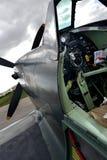 Арена самолета Spitfire Supermarine Стоковые Фото