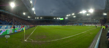 Арена стадиона Dnipro Стоковое Фото