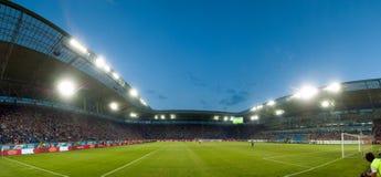 Арена стадиона Dnipro Стоковые Изображения RF