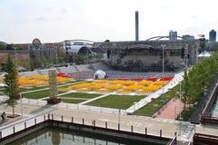 Арена 2015 экспо Стоковые Изображения