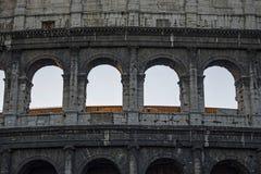 Арена Colosseum roma Италии Стоковые Изображения RF