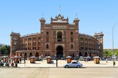 Арена Las Ventas, Мадрид стоковая фотография