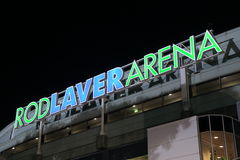 Арена Laver штанги Стоковая Фотография