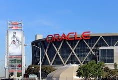 Арена Oracle Стоковые Изображения