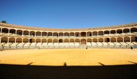 Арена Ronda, Испании Стоковое Изображение