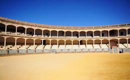 Арена Ronda, Испании Стоковое фото RF