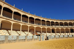 Арена Ronda, Испании Стоковая Фотография RF