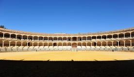 Арена Ronda, Испании Стоковые Изображения