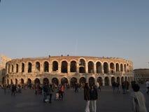 Арена Verona's Стоковые Изображения RF