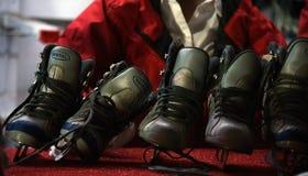 Арендные коньки Стоковая Фотография