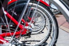 Арендные колеса в час Стоковые Фото